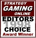 Strategy Gaming Online - Best Wargame of 1998