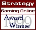 Strategy Gaming Online - 1999 Wargame of the Year