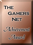 The Gamer's Net - Achievement Award